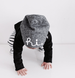 Aai Aai - Beanie HI Black winter