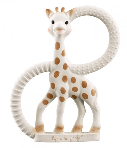 Sophie la Girafe - So'pure Teething ring soft