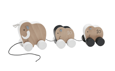 Kids Concept - Pull Along Neo Mammoth Family