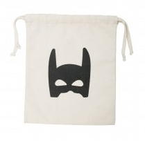 TELLKIDDO - Fabric bag SUPERHERO small