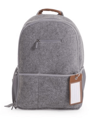 Childhome - FELT NURSERY BACK PACK GREY