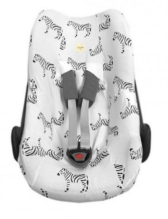 Fundas - Car seat cover MaxiCosi PEBBLE Zebra