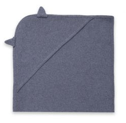 Effiki - Cashmere Blanket Grey With Ears