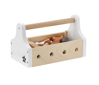 Kids Concept - Tool Box Star Natural