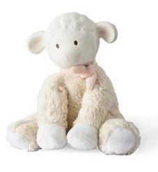Tikiri - Lila Soft Toy