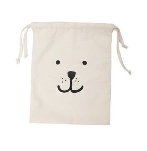 TELLKIDDO - Fabric bag BEAR small