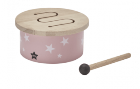 Kids Concept - Drum Mini Pink