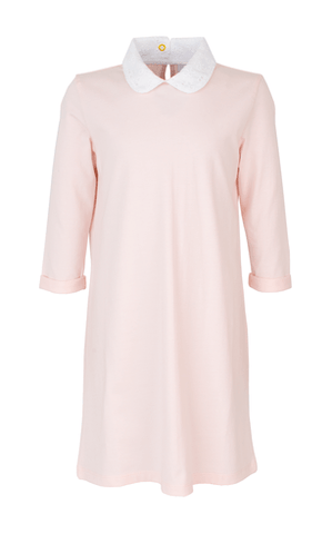 Starfreak - Dress Jersey Co/Elastan Solid Pink