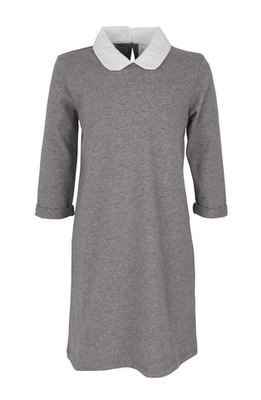 Starfreak - Dress Jersey Co/Elastan Solid Grey/Mele