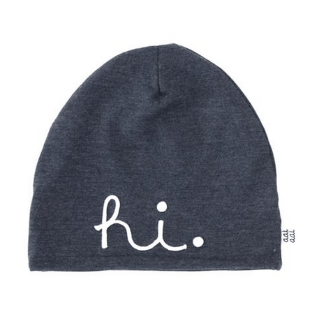 Aai Aai - Beanie HI Dark Denim