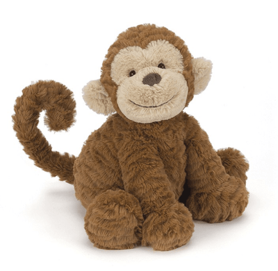 Jellycat - Fuddlewuddle Monkey Medium