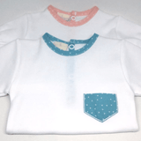 Baby Gi - Bodysuit Little Fish Green Water