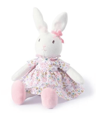Meiya & Alvin - Rabbit Havah Soft Toy