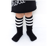 Aai Aai - Kneesocks Stripes Black