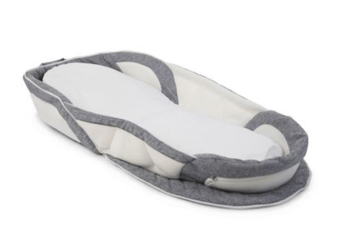 Childhome - SOFT FOLDABLE NEST GREY WHITE