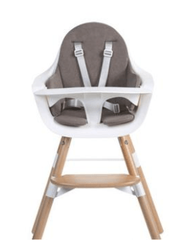 Childhome - EVOLU SEAT CUSHION TRICOT WARM GREY