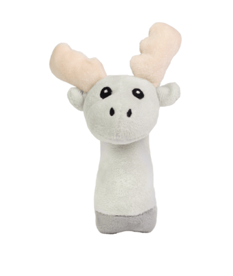 Kids Concept - Edvin Plush Rattle Moose