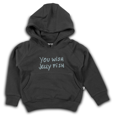 Cos I Said So - Hooded Sweater Beluga You Wish Jelly Fish