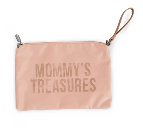 Childhome - Mommy Treasures Clutch Pink/Copper