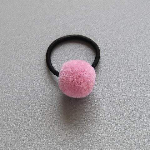 Little Millie - Mini Pompom Set Of Two Pink
