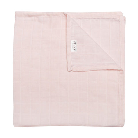 Les Rêves d'Anaïs - Muslin Cloths Rose Flow Large 2 pack
