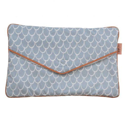 Witlof For Kids - Baby Wipes Clutch Sky High Dusty Blue