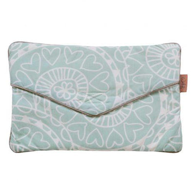 Witlof For Kids - Baby Wipes Clutch Little Lof Mint/Offwhite