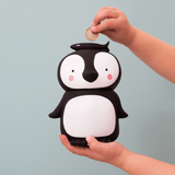 A Little Lovely Company - Moneybox Penguin
