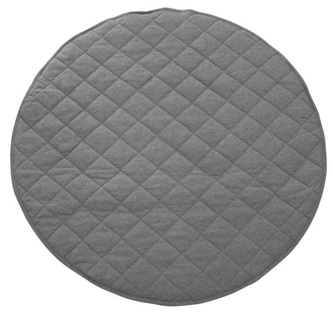 Mister Fly - Playmat Quilted Reversible Charcoal/Light Grey