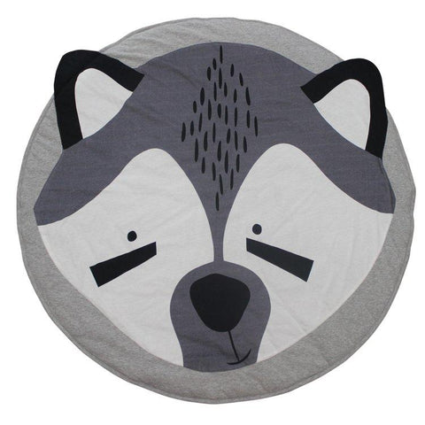 Mister Fly - Playmat Racoon