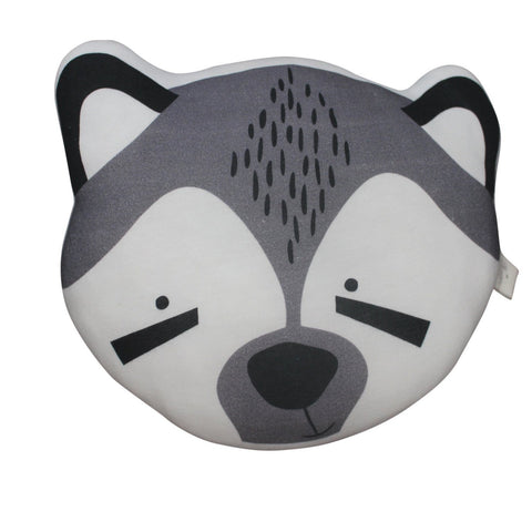 Mister Fly - Cushion Raccoon