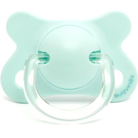 Suavinex - Pacifier Fusion Anatomical Latex 0-4 Months Mint