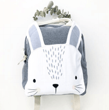 Mister Fly - BACK PACK Bunny Grey