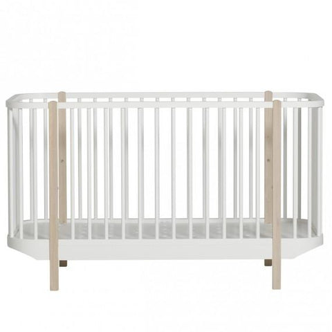 Baby Cot Oliver Furniture Oak