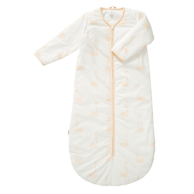 Fresk - Sleeping Bag With Sleeves Swan Pale Peach