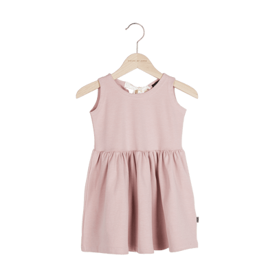 House Of Jamie - Oversized Summer Dress Powder Pink