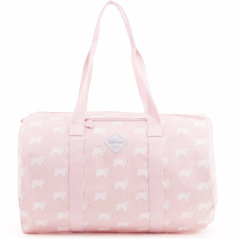 Eef Lillemor - Duffle Bag/Weekend Bag Pink Polar