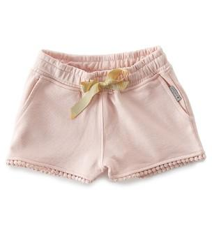 Little Label - Fancy Sweat Shorts Candy Pink