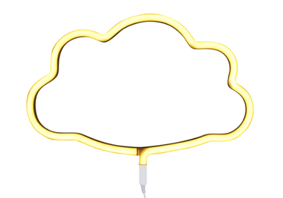 A Little Lovely Company - Neon Light Cloud Yellow