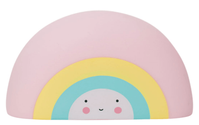 A Little Lovely Company - Bath Toy Rainbow