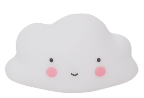 A Little Lovely Company - Bath Toy Cloud