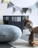 Sebra - Pull Along Toy Deer