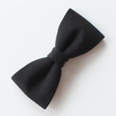 Little Millie - Hairclip Ellie Bow Black