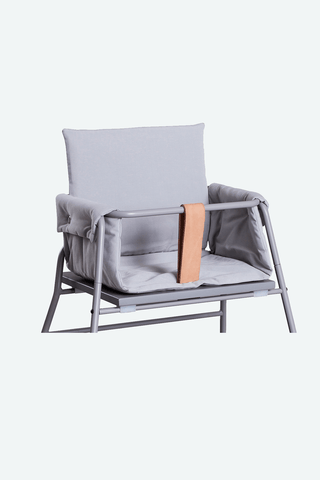 Budtzbendix Towerchair Cushion Grey