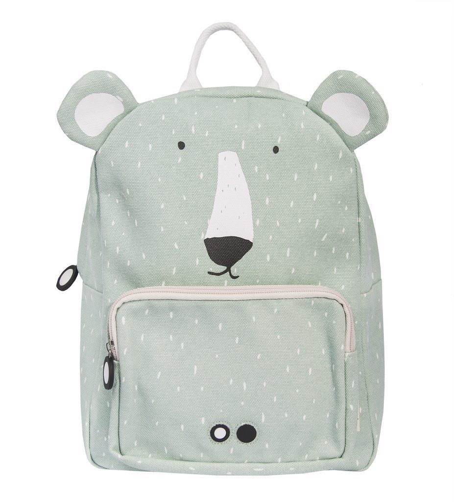 6e089cadf01 Looking for a Trixie - Backpack Mr. Polar Bear  June and Julian babyshop.