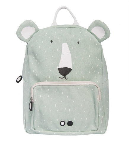 Trixie - Backpack Mr. Polar Bear