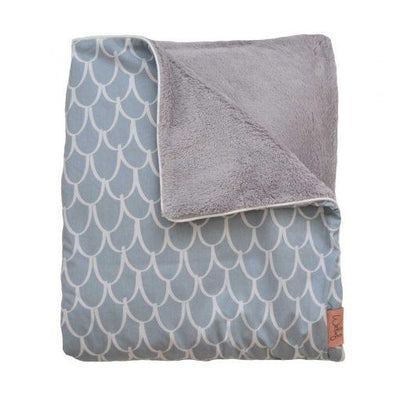 Witlof For Kids - Tuck-Inn Blanket Fly High Dusty Blue