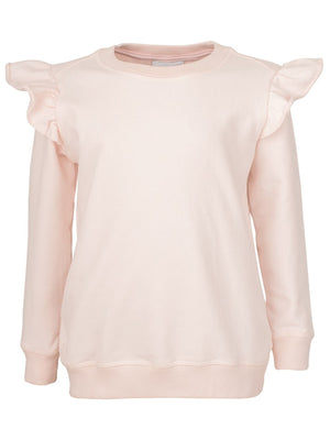 Starfreak Sweat with Wings Pink
