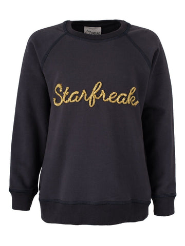 Starfreak Sweat with Starfreak blue
