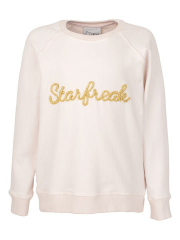 Starfreak Sweat with Starfreak pink
